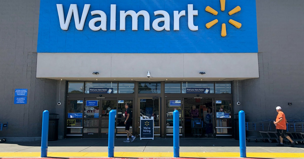 Walmart's Christmas Eve & Christmas 2019 Hours Are Pretty Limited