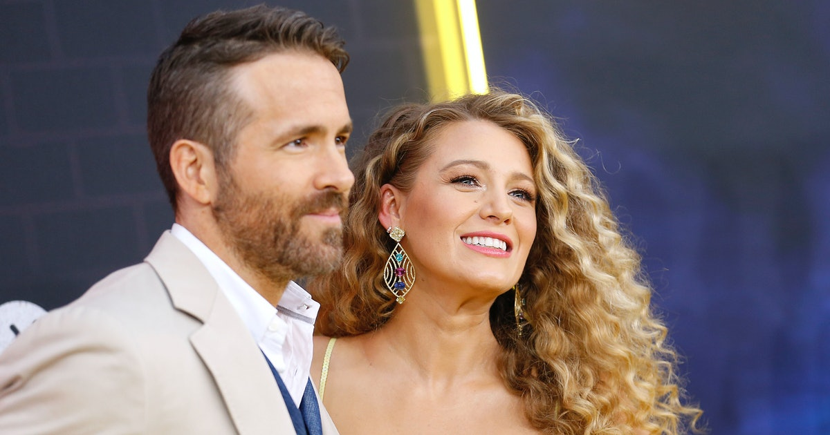 Ryan Reynolds Jokes His New Daughter's Name Is Full Of Silent Letters