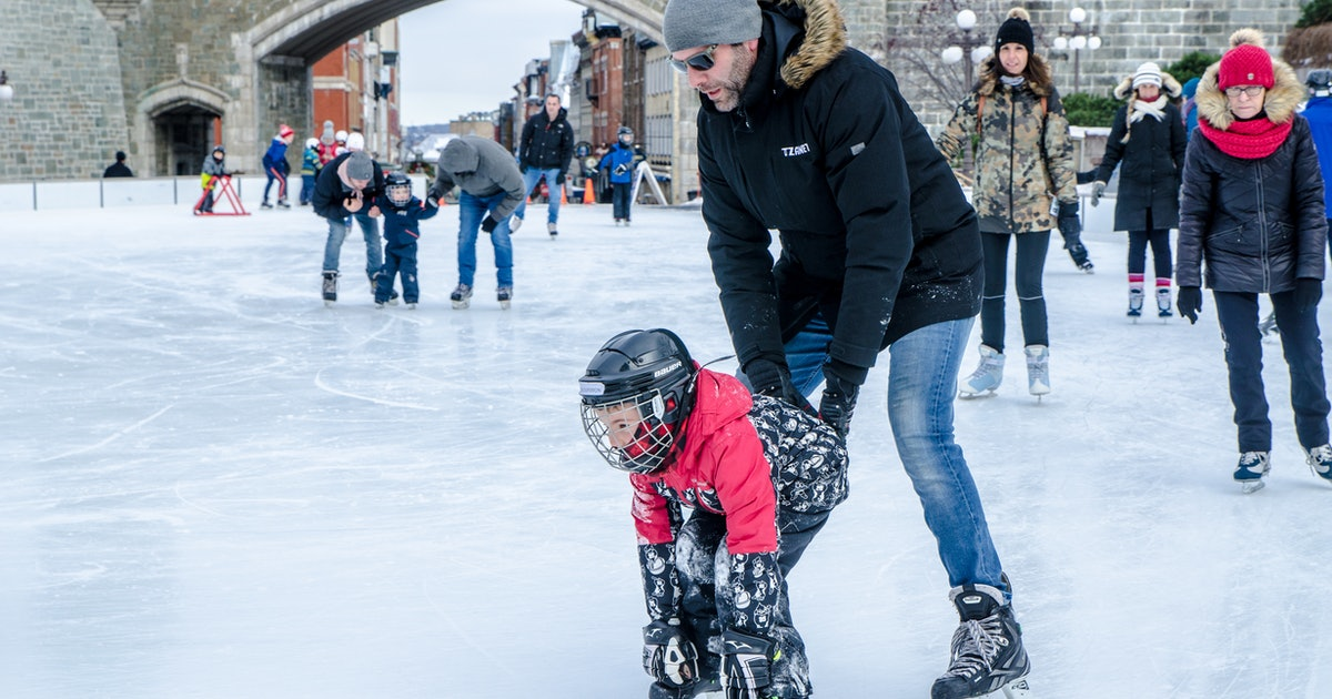 Keep Kids Safe Ice Skating With These Pediatrician-Approved Tips