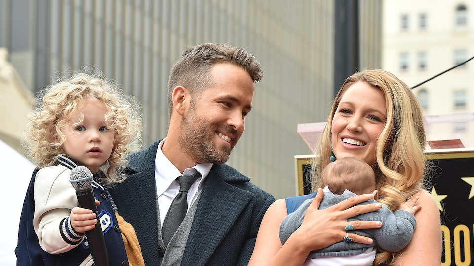 "Ryan Reynolds said life with three daughters is ""incredible"" in a new interview."