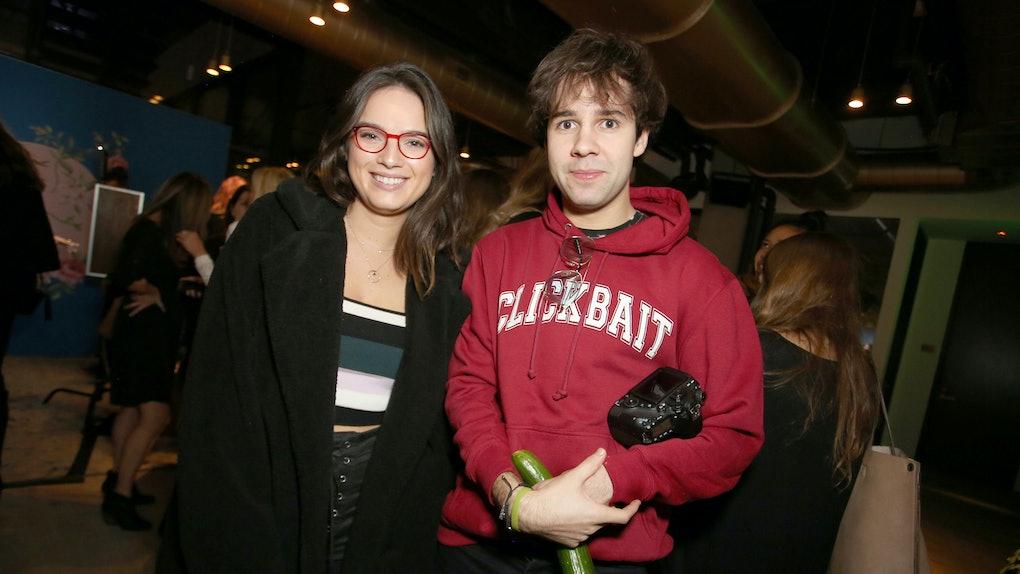 Natalie Mariduena & David Dobrik