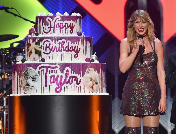Katy Perry's Birthday Message For Taylor Swift is sweet, so we think the feud is officially over.