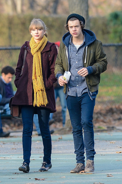 Hvem er Harry stiler dating 2012 dating en fyr med epilepsi