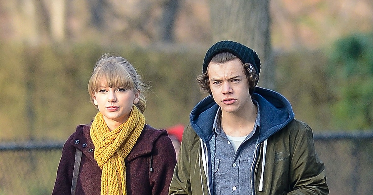 "Is Harry Styles' Song ""Falling"" About Taylor Swift? Here's Why Fans Think So"