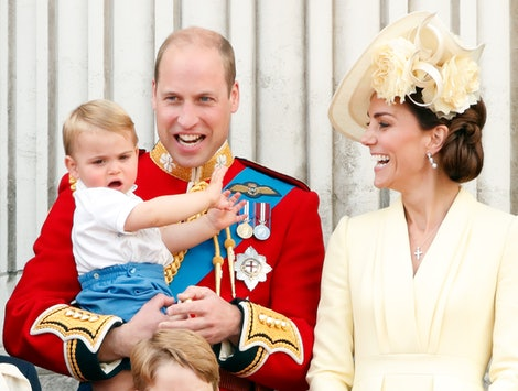 Kate Middleton Says Prince Louis' First Word Was A Nod To 'Great British Bake Off'