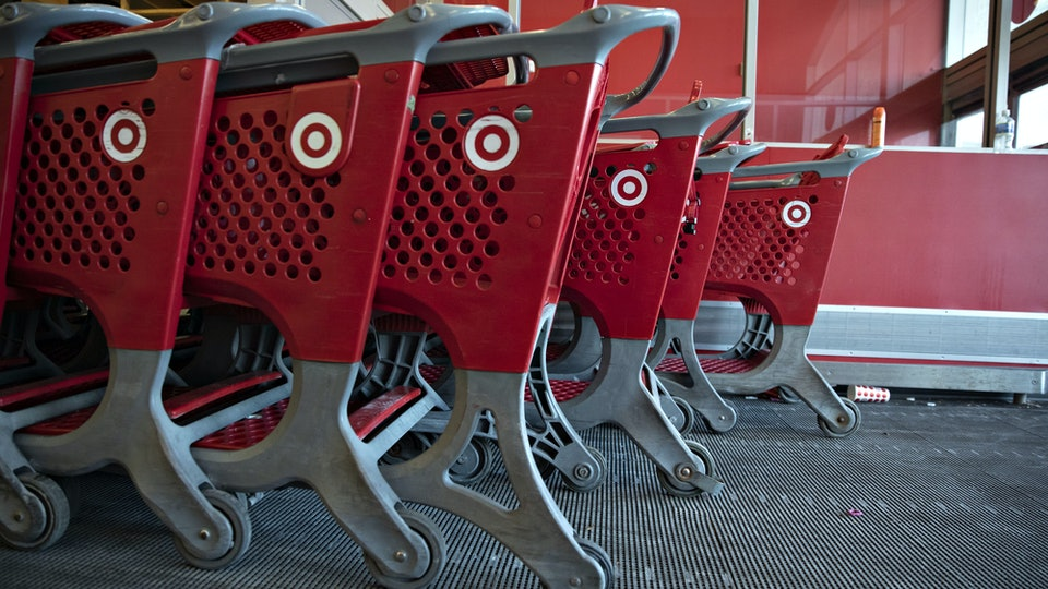 Target's new store layout puts the year's hottest toys where parents can find them.