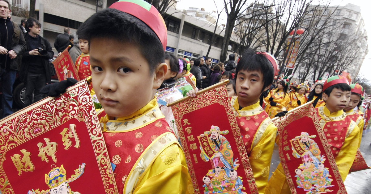 What Animal Is The Year 2020 Chinese New Year Is Almost Here