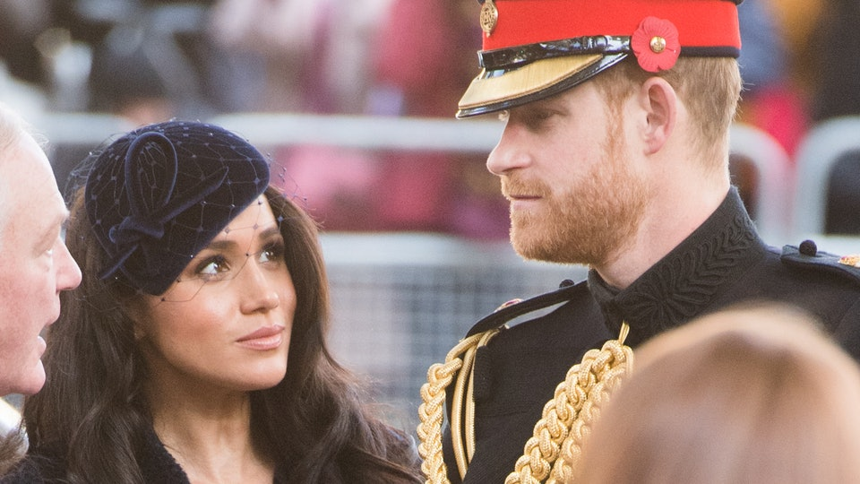 Meghan Markle and Prince Harry are currently on holidays from royal duties.