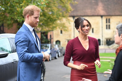 Prince Harry and Meghan Markle's titles as Duke and Duchess of Sussex are being debated in Sussex council.