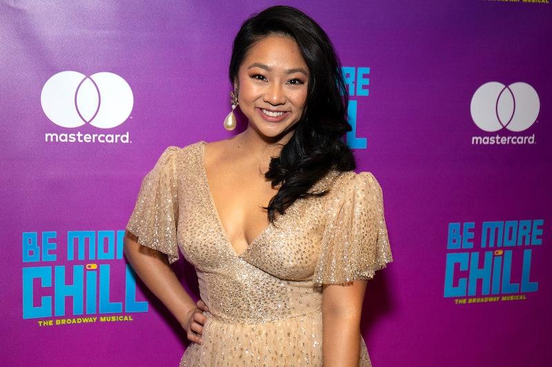 Stephanie Hsu plays Mei on Marvelous Mrs. Maisel.