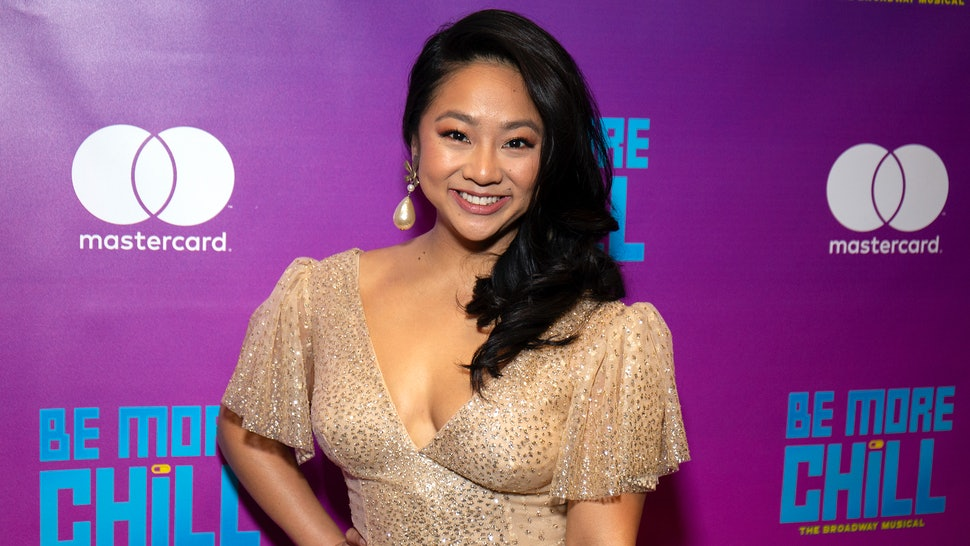 Stephanie Hsu plays Mei on Marvelous Mrs. Maisel.