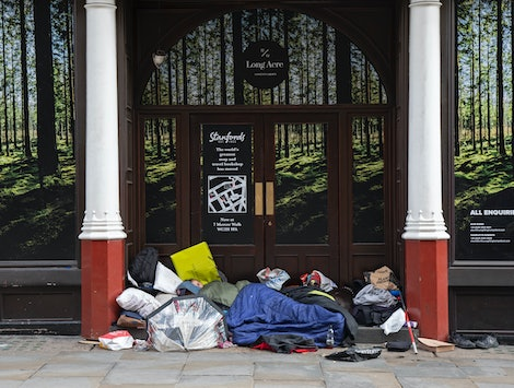 More than 22,000 young people are at risk of homelessness in the 2019 Christmas period