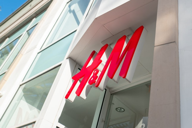 In the US, H&M was the most searched for e-commerce retailer.
