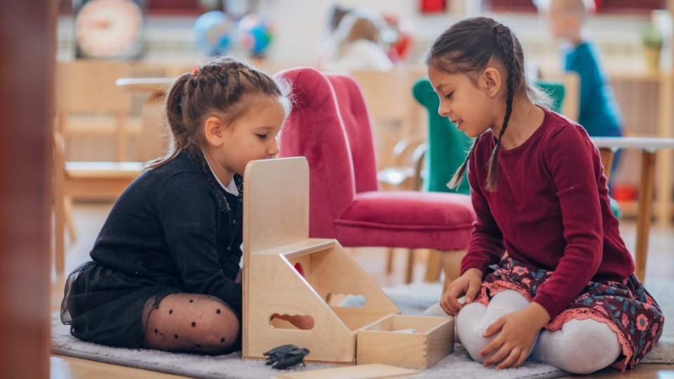 Finding toys created by women-led companies is a great way to support women.