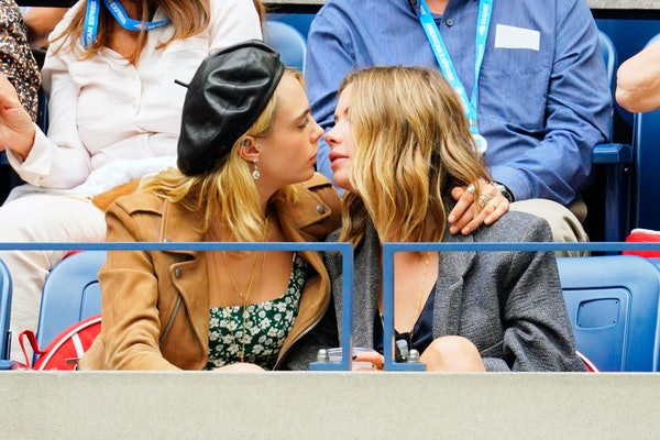 Ashley Benson and Cara Delevingne's astrological compatibility is promising