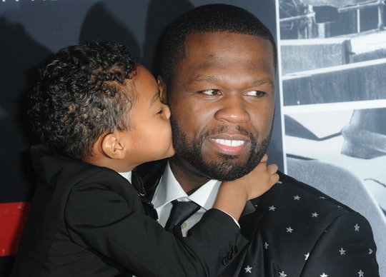 Rapper 50 cent gifted his 7-year-old son a lavish shopping spree at his very own Toys 'R' Us store.