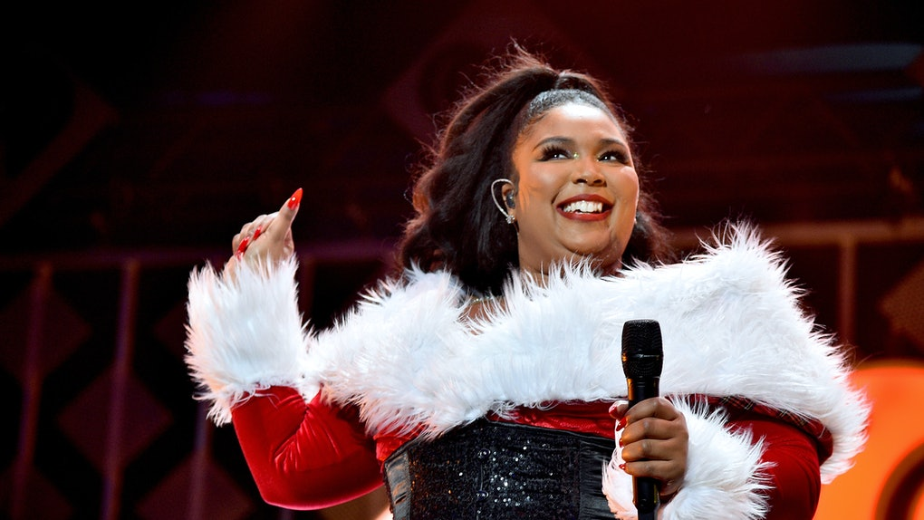 Lizzo, who dropped one of the 15 best songs of 2019.