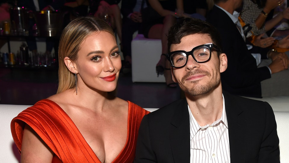 Hilary Duff and Matthew Koma got married over the weekend.
