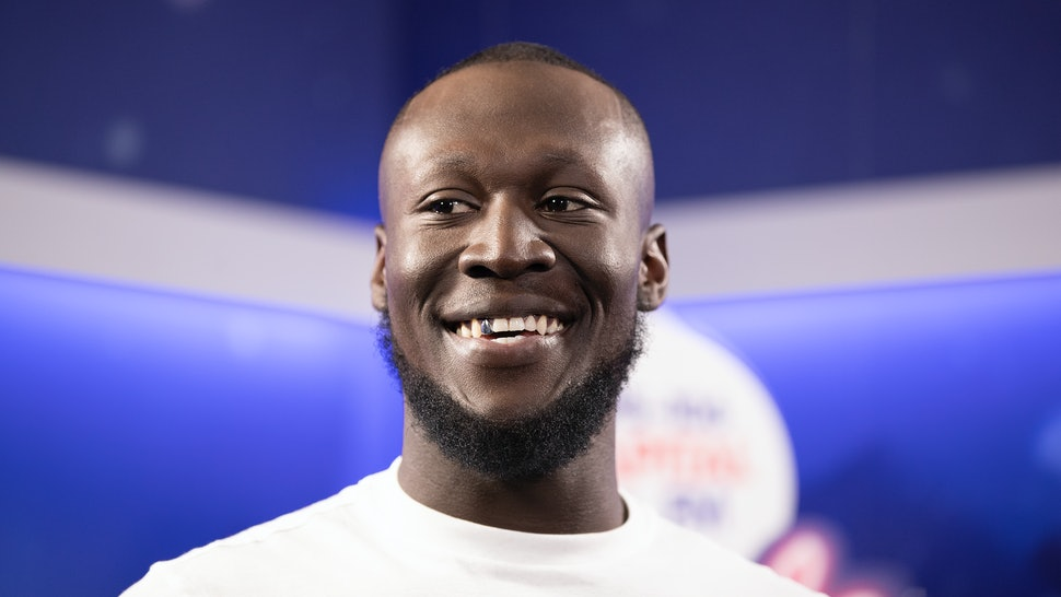 ITV apologized to Stormzy after misreporting a quote about racism in the UK