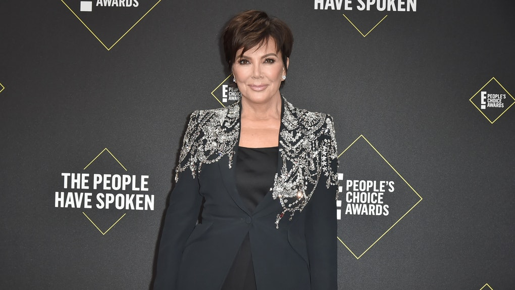 Kris Jenner's Instagram Fail At The Kardashian Christmas Party Was Peak Mom
