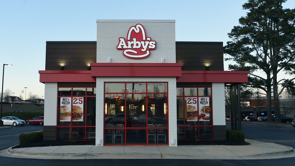Arby's New White Cheddar Mac 'N Cheese is available for a limited time.