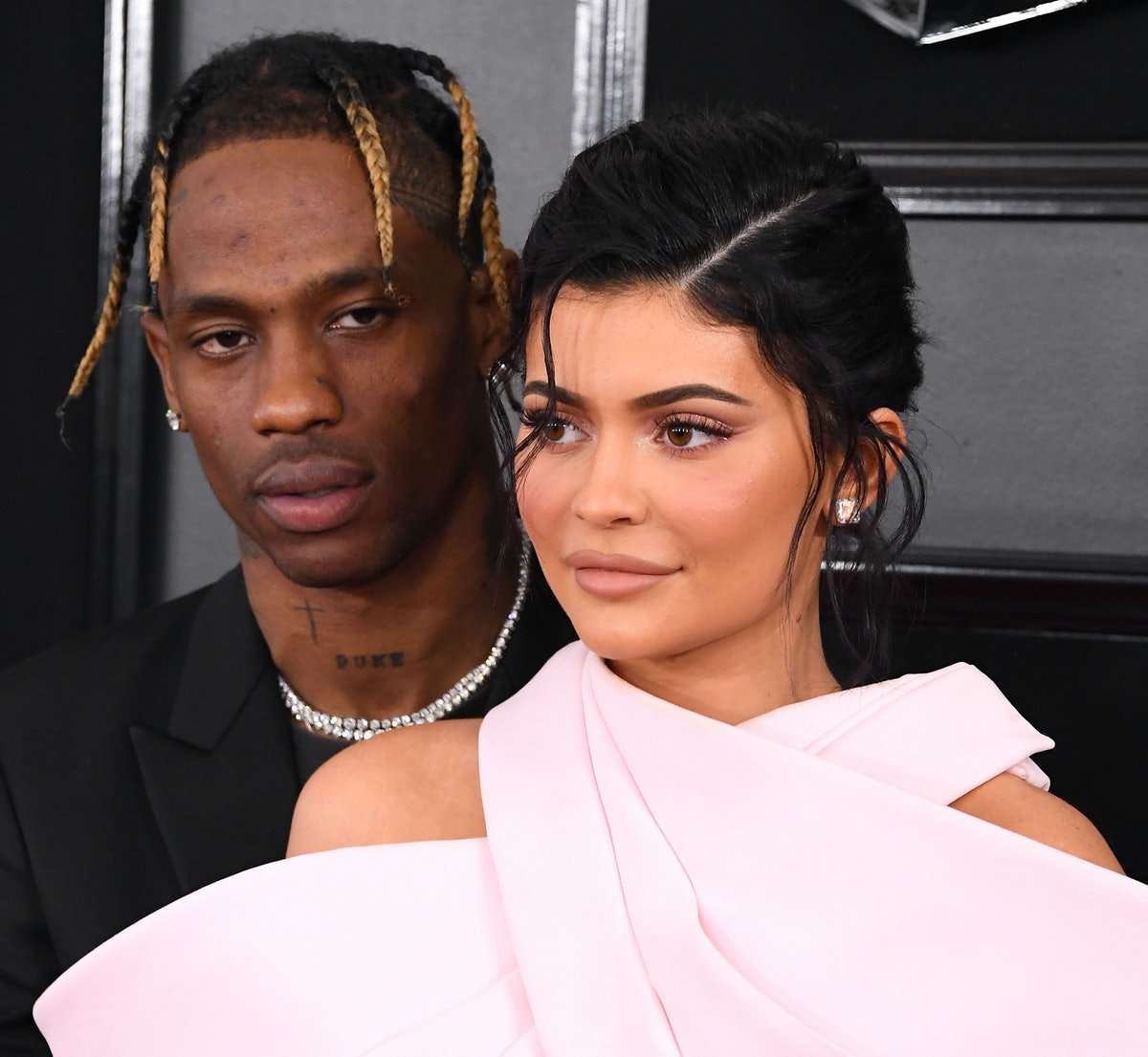 Kylie Jenner Is Promoting Travis Scott's New Music