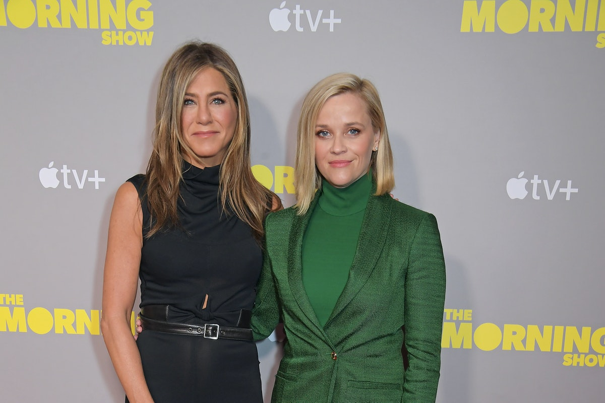 Reese Witherspoon Is One Of The People Jennifer Aniston & Brad Pitt Have In Common