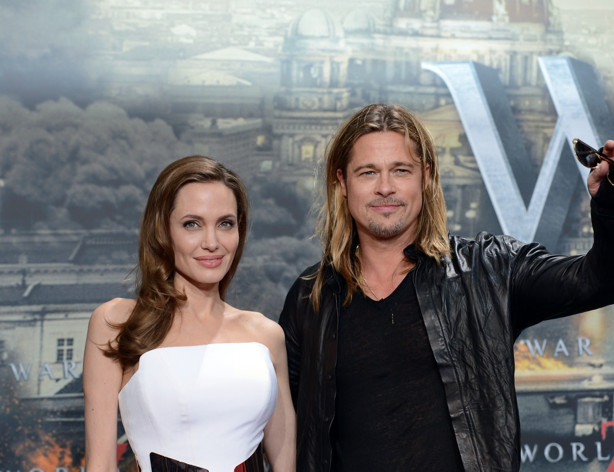 Angelina Jolie is One Of The People Jennifer Aniston & Brad Pitt Have In Common