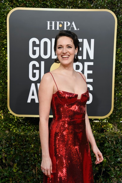 Fleabag and Killing Eve's Phoebe Waller-Bridge will likely be on the 2020 Golden Globes red carpet.