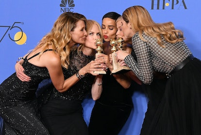 The cast of Big Little Lies will likely be on the 2020 Golden Globes Red Carpet thanks to the show's nomination.
