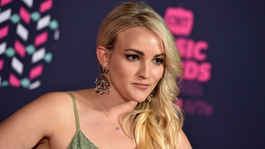 Jamie Lynn Spears' Instagram With Justin Timberlake looks like she casually throwing some shade.