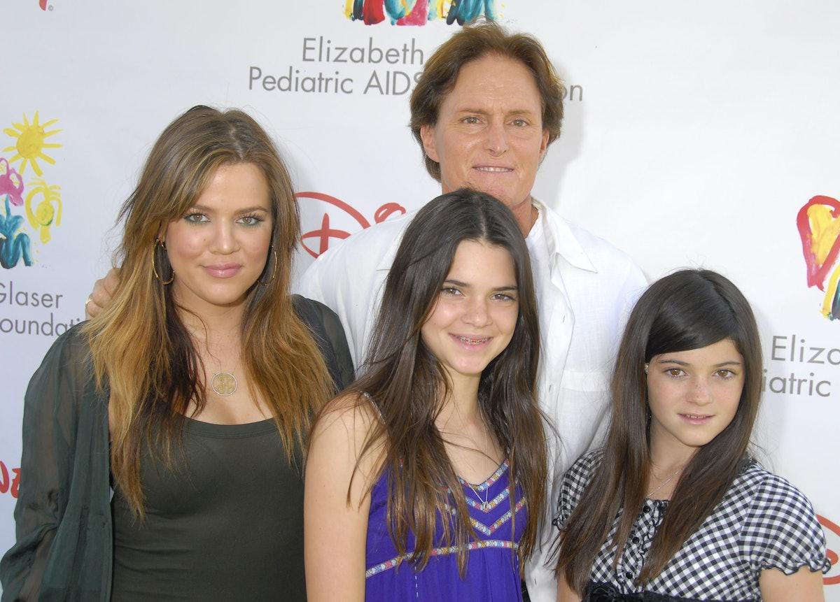 Khloe Kardashian, Caitlyn Jenner, Kylie Jenner, Kendall Jenner