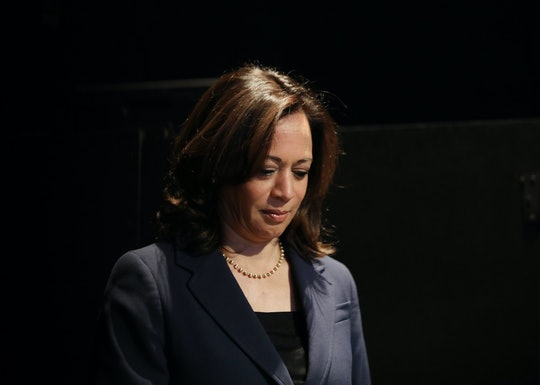 California Sen. Kamala Harris has dropped out of the presidential race, citing a lack of financial resources.