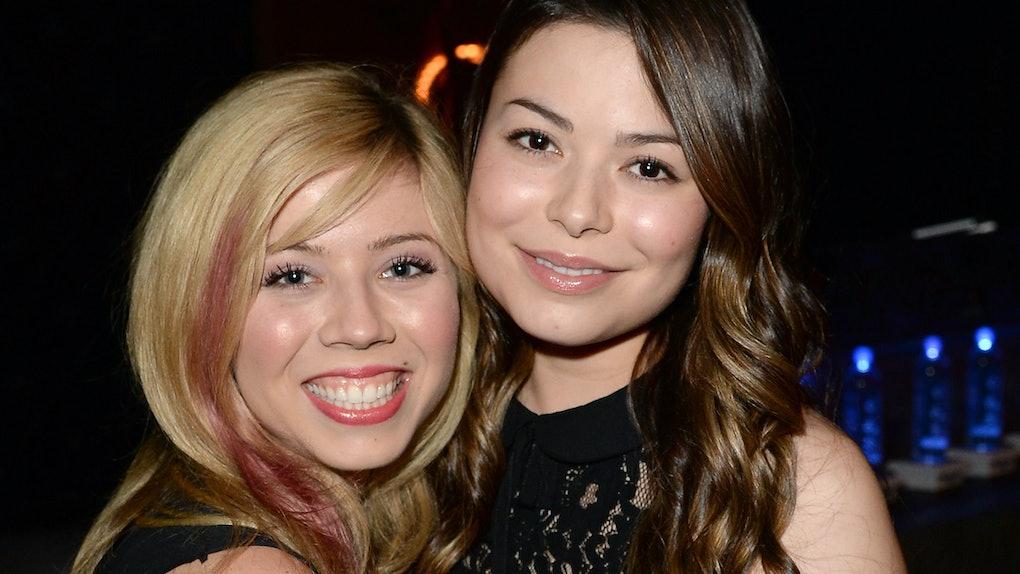 Miranda Cosgrove & Jennette McCurdy Are Still  Friends