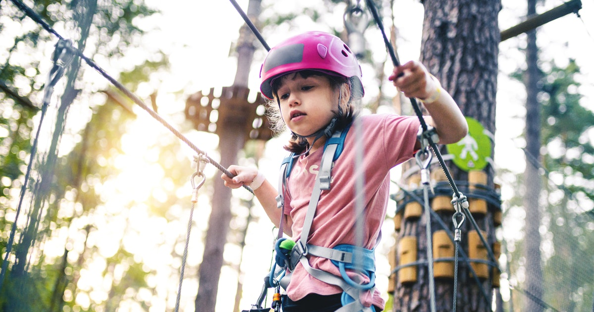 How To Encourage Your Child To Be Brave & Why Experts Say You Should