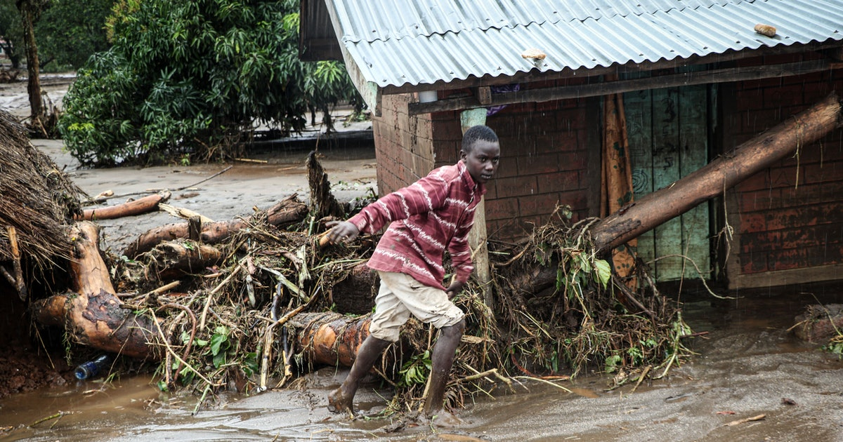 East Africa rain and floods linked to disproportionate effects of climate change - Mic