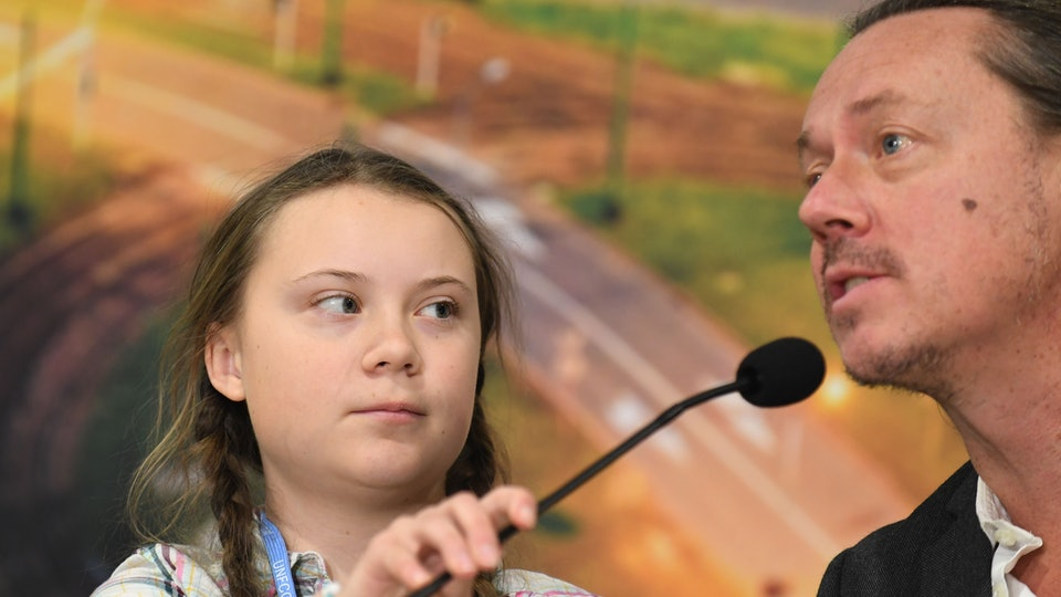"""Greta Thunberg's father thought her activism was a """"bad idea."""""""