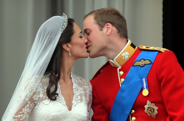 Kate Middleton & Prince William's wedding was fairytale level cute