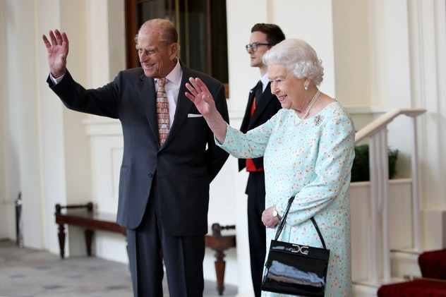 Prince Phillip and Queen Elizabeth marked 70 years of marriage this decade
