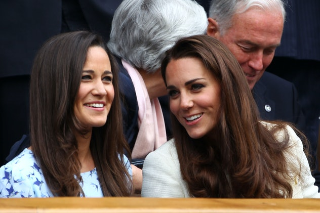 Sisters Kate and Pippa Middleton had the cutest childhood nicknames