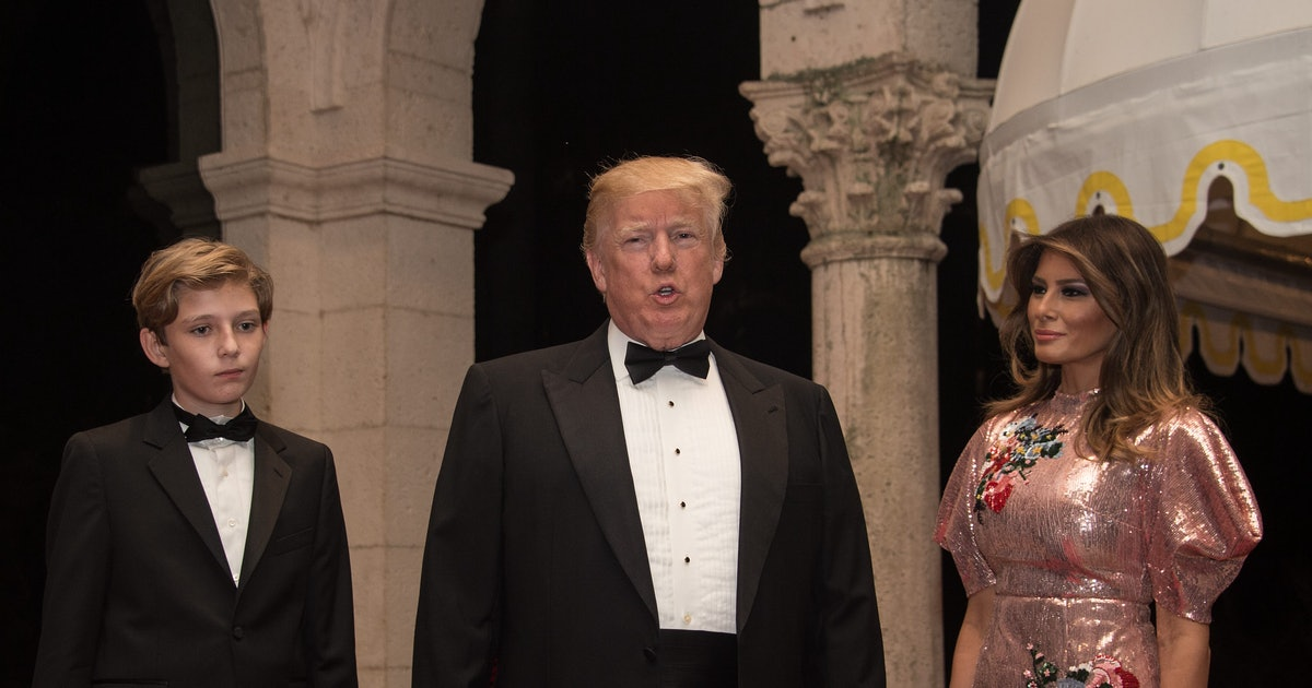 Will Donald & Melania Trump Celebrate New Year's Eve Together? It's Likely