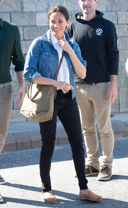 Meghan Markle wore affordable pieces while in South Africa.
