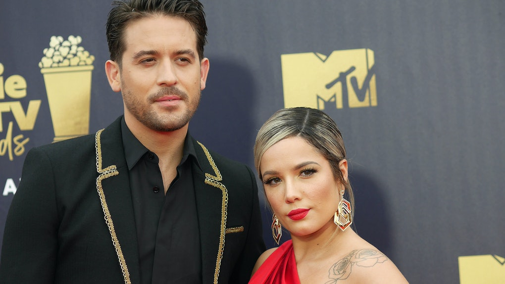There Are Lyrics About G-Eazy On Halsey's 'Manic'