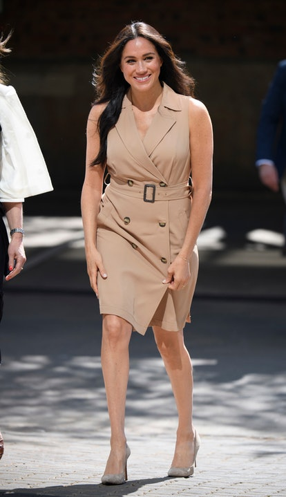 Meghan Markle's Banana Republic dress costs under $140.
