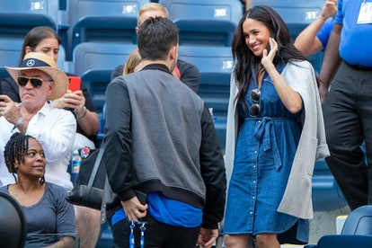 Meghan Markle's US Open outfit was all J. Crew.
