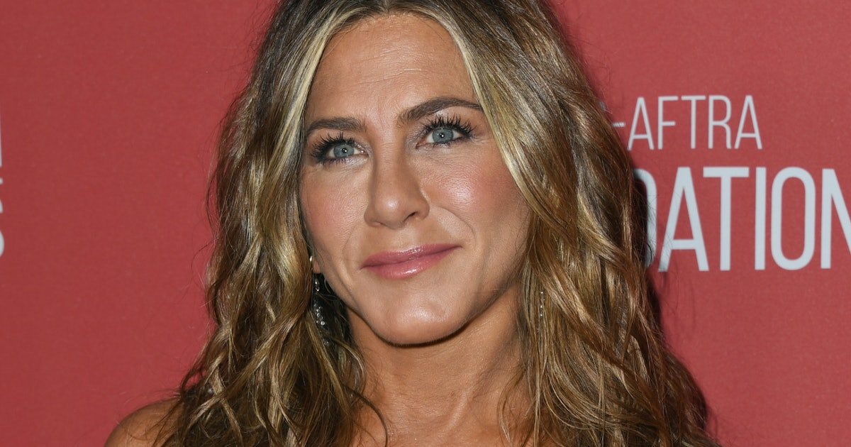 Jennifer Aniston's 'Friends' Reunion Update Is Keeping The Dream Alive