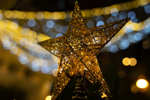 Star is a December baby name that evokes images of sparkling tree toppers.