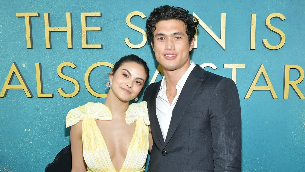 Camila Mendes and Charles Melton reportedly broke up