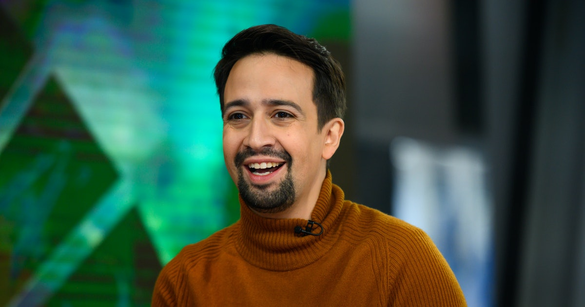Lin-Manuel Miranda Worked With Taylor Swift Years Ago & We All Missed It