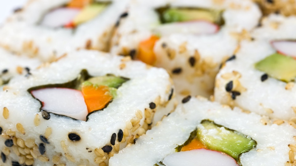 Sushi. spring rolls, and salads sold at Trader Joe's and other retailers have been voluntarily recalled due to a possible listeria contamination.
